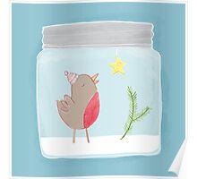 Christmas Jar Poster