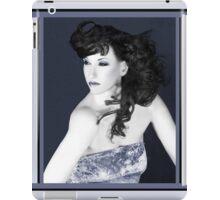 Winter Whisper - Self Portrait iPad Case/Skin