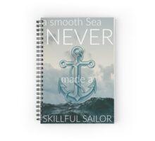 Smooth Sea Spiral Notebook