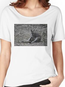 Wallaby & Joey Women's Relaxed Fit T-Shirt