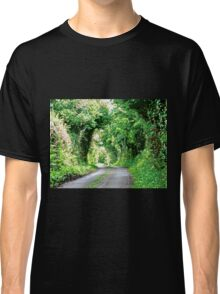 Leafy Lane - County Kerry, Republic of Ireland Classic T-Shirt