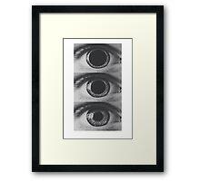 TRIPPIN Framed Print