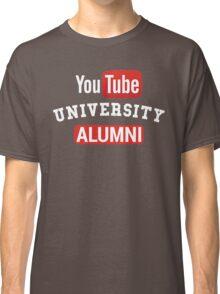 YouTube University Alumni Classic T-Shirt