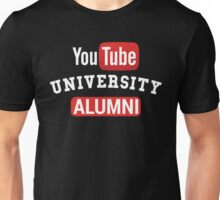 YouTube University Alumni Unisex T-Shirt