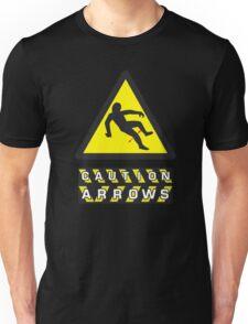 Caution: Arrows Unisex T-Shirt