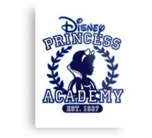 Disney Princess Academy Metal Print