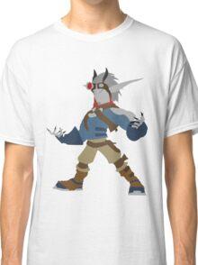 Jak 2 Renegade- Dark Jak Classic T-Shirt