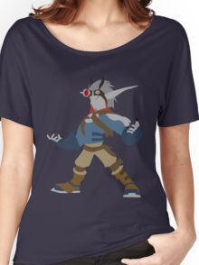 Jak 2 Renegade- Dark Jak Women's Relaxed Fit T-Shirt