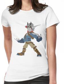 Jak 2 Renegade- Dark Jak Womens Fitted T-Shirt