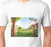 William Tell and the Apple Unisex T-Shirt