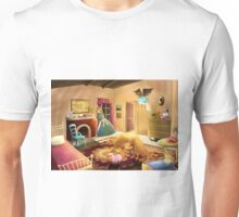 Bed time for Tammy Unisex T-Shirt