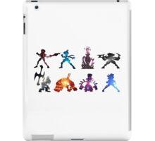 Skullgirls galaxy iPad Case/Skin