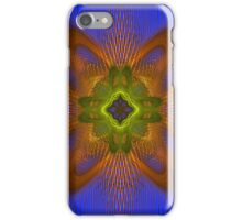 Psychedelic Space 1 iPhone Case/Skin