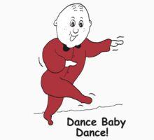 Dance Baby Dance One Piece - Short Sleeve