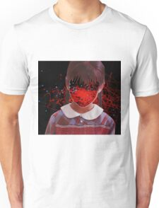 Little Red and Blue Unisex T-Shirt
