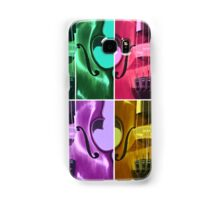 The Colors of Sound Samsung Galaxy Case/Skin