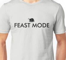 turkey feast mode to celebrate the thanksgiving day Unisex T-Shirt
