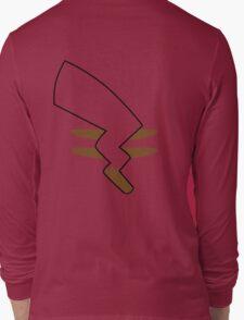 Pikachu Tail Long Sleeve T-Shirt