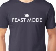 wear navy feast mode to celebrate thanksgiving day Unisex T-Shirt