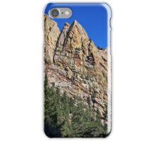 Eldorado Mountain Rock Face iPhone Case/Skin