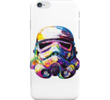 White Helmet Guy iPhone Case/Skin