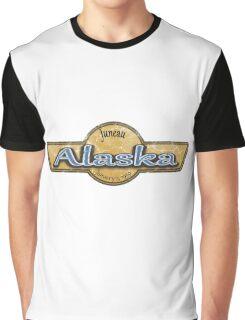 Alaska Logo Graphic T-Shirt