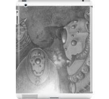 The Shaman's Fireside Tale iPad Case/Skin