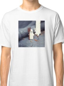 ::: { THE HALLOWEEN GHOST } ::: Classic T-Shirt