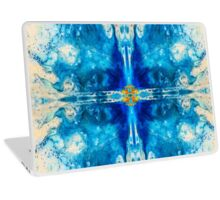 Gorgeous Butterfly in Royal Blue  2 Laptop Skin