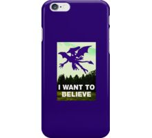 Ridley smash bros? iPhone Case/Skin
