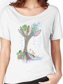 Tree of Life 3 Women's Relaxed Fit T-Shirt
