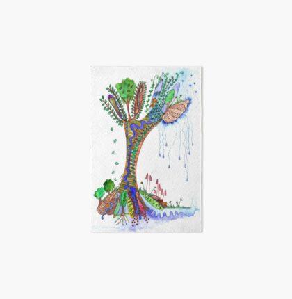 Tree of Life 3 Art Board