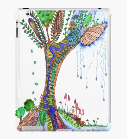 Tree of Life 3 iPad Case/Skin