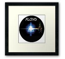 Music Pink Floyd Framed Print