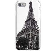 Bonjour Eiffel Tower iPhone Case/Skin