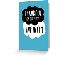 Little Infinity Greeting Card