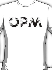 OPM [black, no frame] T-Shirt