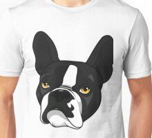 God loves a terrier Unisex T-Shirt