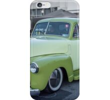 Two Tone Chevy iPhone Case/Skin