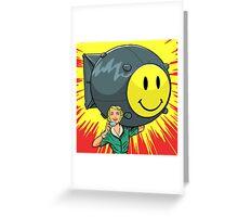 Atomic Greeting Card