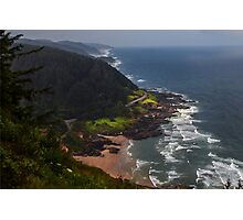 Cape Perpsetua Lookout Photographic Print