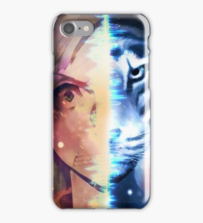 Bungou Stray Dogs - White Tiger iPhone Case/Skin