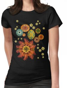 Sea Squirt Redux Womens Fitted T-Shirt