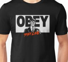 OBEY - THEY LIVE - SHIRT - HOODIE AND MORE Unisex T-Shirt