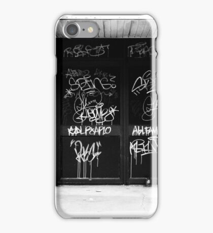 Graffiti Hamilton iPhone Case/Skin