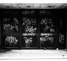 Graffiti Hamilton by BonnieToll
