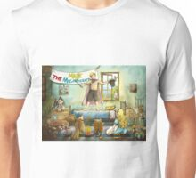 Buffalo Bill And The Indians Unisex T-Shirt