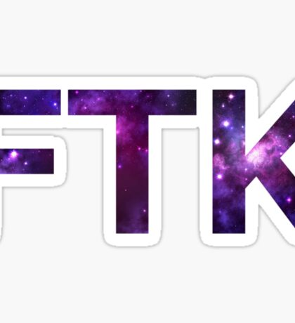 Galaxy FTK Sticker