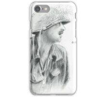 Rick Rescorla iPhone Case/Skin