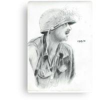 Rick Rescorla Canvas Print